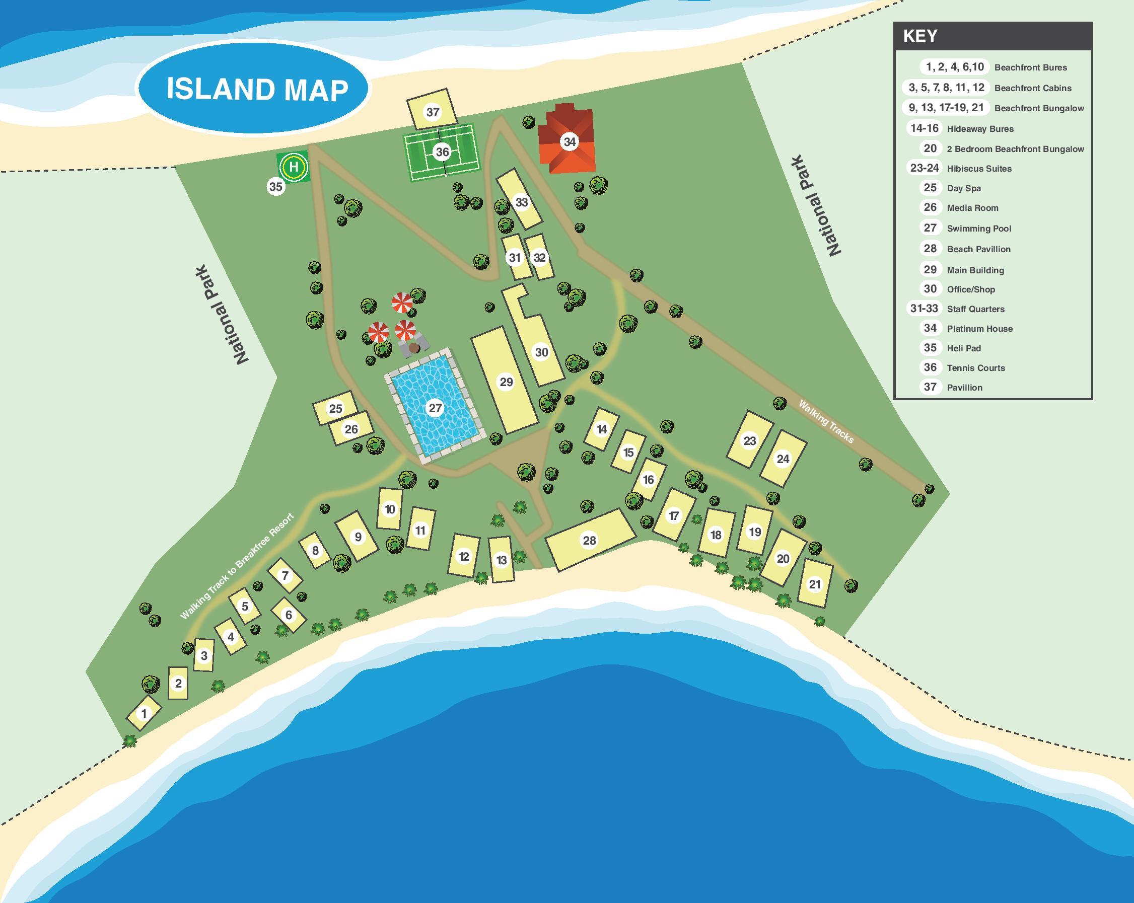 Health And Wellness Retreats Palm Bay Whitsundays